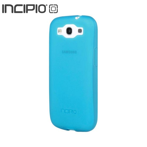 Incipio Samsung Galaxy S3 NGP Impact Resistant Silicone Case w/ Screen Protector - Turquoise