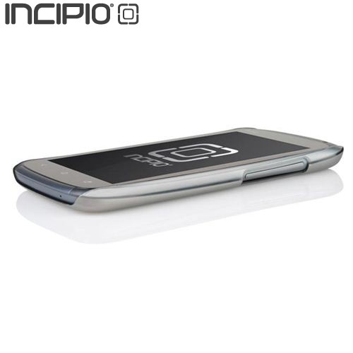 Incipio Feather Shine HTC One S Ultra Thin Aluminum Case - Silver