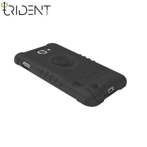 Trident Perseus Samsung Galaxy Note Impact-Resistant Silicone Case, PS-GNOTE-BK - Black