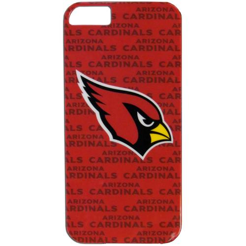 Arizona Cardinals Hard Case for Apple iPhone 5/5S - NFL Licensed