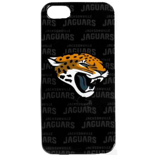 Jacksonville Jaguars Hard Case for Apple iPhone 5/5S - NFL Licensed