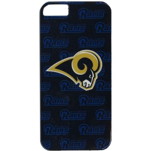 St. Louis Rams Hard Case for Apple iPhone 5/5S - NFL Licensed
