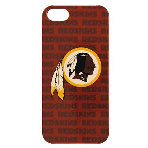 Washington Redskins Hard Case for Apple iPhone 5/5S - NFL Licensed