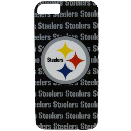Pittsburgh Steelers Hard Case for Apple iPhone 5/5S - NFL Licensed