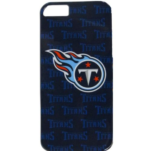 Tennessee Titans Hard Case for Apple iPhone 5/5S - NFL Licensed