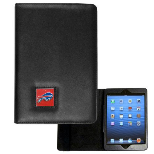 Buffalo Bills Black Faux Leather Folio Case for Apple iPad Mini 1/2/3 - NFL Licensed