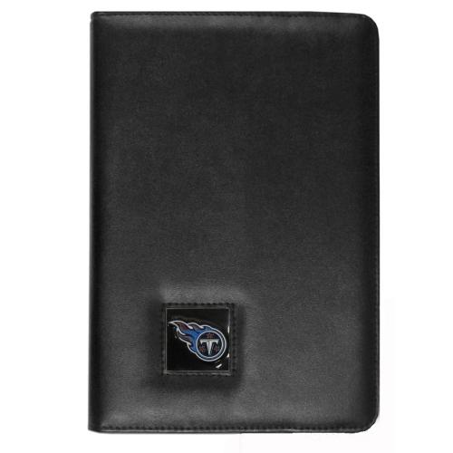 Houston Texans Black Faux Leather Folio Case for Apple iPad Mini 1/2/3 - NFL Licensed