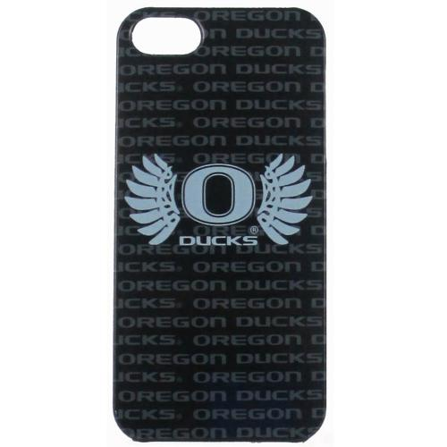 Oregon Ducks Hard Cover Case for Apple iPhone 5/5S - NCAA Licensed