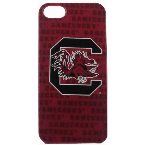 South Carolina Gamecocks Hard Cover Case for Apple iPhone 5/5S - NCAA Licensed