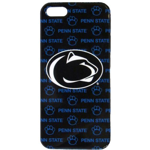 Penn State Nittany Lions Hard Cover Case for Apple iPhone 5/5S - NCAA Licensed