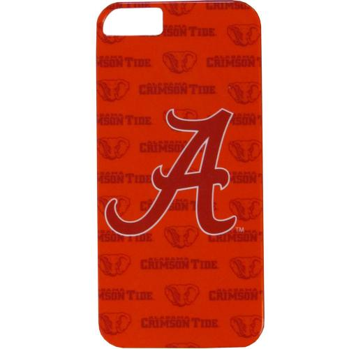 Alabama Crimson Tide Hard Cover Case for Apple iPhone 5/5S - NCAA Licensed