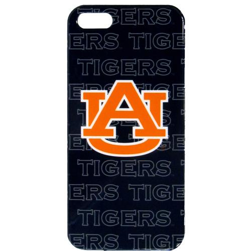 Auburn Tigers Hard Cover Case for Apple iPhone 5/5S - NCAA Licensed