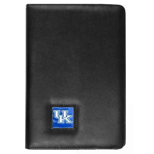 Kentucky Wildcats Black Faux Leather Folio Case for Apple iPad Mini 1/2/3 - NCAA Licensed