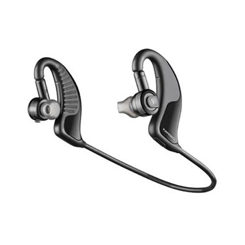 Original Plantronics BackBeat 903+ Wireless Bluetooth Stereo Headset for Music and Calls, 83800-01 - Black