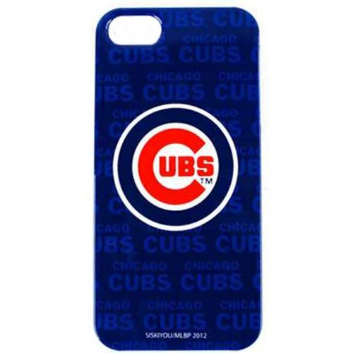 Chicago Cubs Hard Snap-On Case for Apple iPhone 5/5S - MLB Licensed