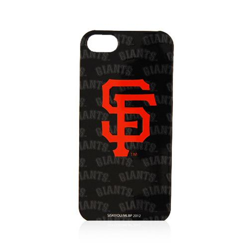 San Francisco Giants Hard Snap-On Case for Apple iPhone 5/5S - MLB Licensed