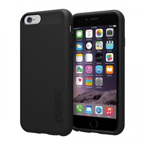 "Incipio® Apple iPhone 6 (4.7"") DUALPRO® Hard Shell Case with Impact Absorbing Core [Black]"