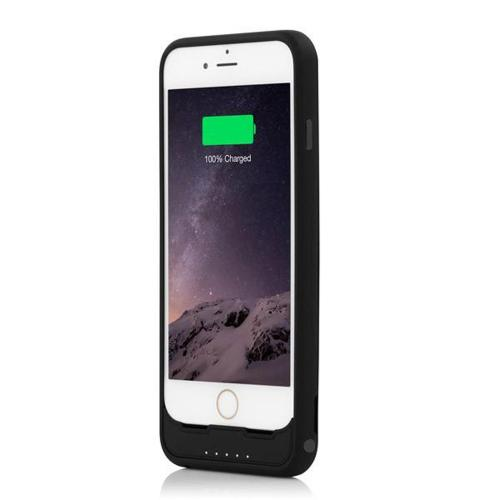 Incipio Black offGRID Express Backup Battery Case Made for Apple iPhone 6 (4.7 inch) - 3000 mAh of Charging Power!