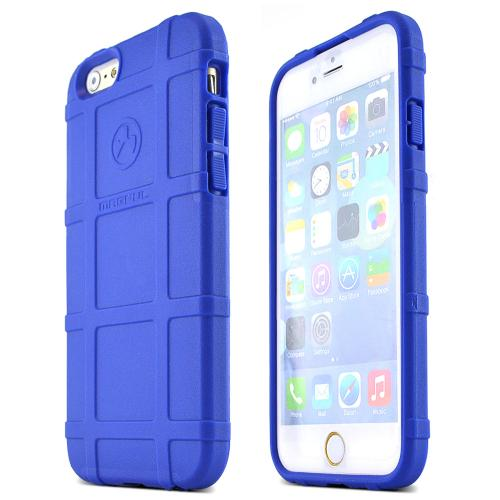 Apple iPhone 6/ 6S Case, Magpul [Dark Blue] Field Case Slim & Protective Rubberized Matte Finish Snap-on Hard Polycarbonate Plastic Case Cover