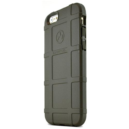 Apple iPhone 6/ 6S Case, Magpul [Olive Drab Green] Field Case Slim & Protective Rubberized Matte Finish Snap-on Hard Polycarbonate Plastic Case Cover
