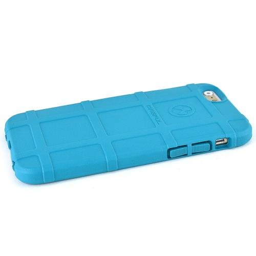 Apple iPhone 6/ 6S Case, Magpul [Teal] Field Case Slim & Protective Rubberized Matte Finish Snap-on Hard Polycarbonate Plastic Case Cover