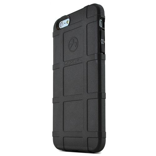 Apple iPhone 6 PLUS/6S PLUS (5.5 inch) TPU Case by Magpul [Black] Field Case with Ultimate Impact Resistant Protection