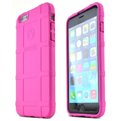 Apple iPhone 6 PLUS/6S PLUS (5.5 inch) TPU Case by Magpul [Pink] Field Case with Ultimate Impact Resistant Protection