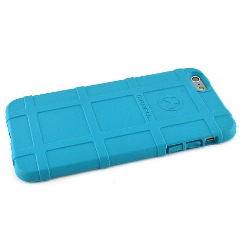 Apple iPhone 6 PLUS/6S PLUS (5.5 inch) TPU Case by Magpul [Teal] Field Case with Ultimate Impact Resistant Protection