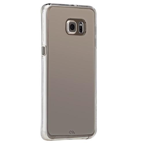 Samsung Galaxy S6 Edge Plus, Case-Mate [Clear] Naked Tough Series Slim & Protective Crystal Glossy Snap-on Hard Polycarbonate Plastic Case Cover