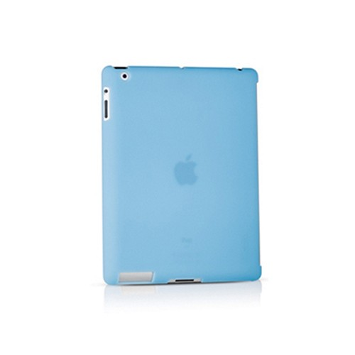 Odoyo Smartcoat Series Blue Hard Case for Apple iPad 2/3/4