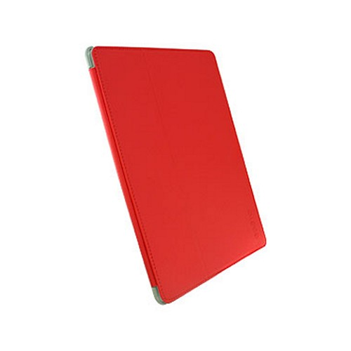 Odoyo Aircoat Folio Series Red Hard Case Stand for Apple iPad 2/3/4