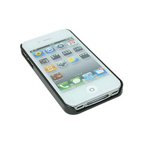 Odoyo Metal Smith Series Prisma Hard Case w/ Screen Protector for Apple iPhone 4/4S