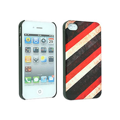 Odoyo Palette Series Metropolitan Hard Case w/ Screen Protector for Apple iPhone 4/4S