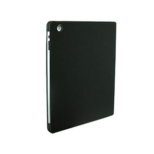 Odoyo Duofolio Series Black Hard Case Stand for Apple iPad 2/3/4