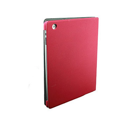 Odoyo Duofolio Series Cherry Hard Case Stand for Apple iPad 2/3/4