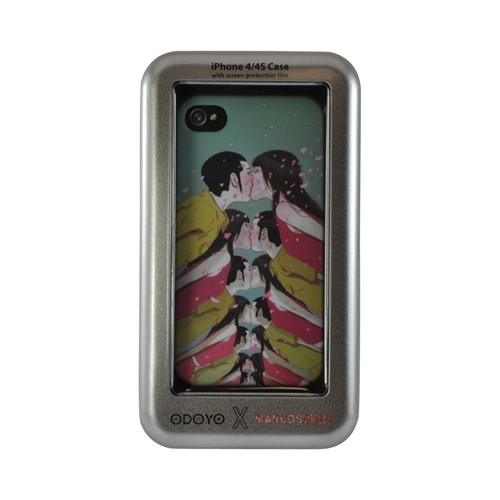 Odoyo X Marcos Chin Series Spring Love Hard Case for Apple iPhone 4/4S