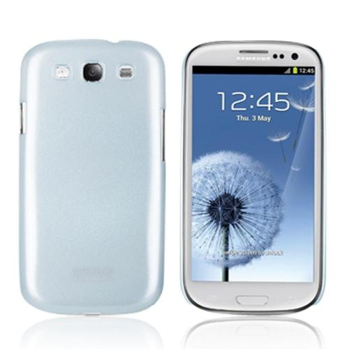 Odoyo Aquamarine Hard Case w/ Screen Protector for Samsung Galaxy S3 - Sparkle Series