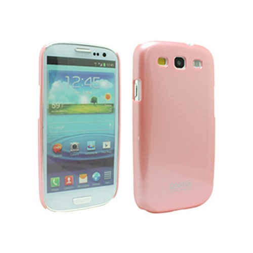 Odoyo Sparkle Series Pearl Pink Hard Case for Samsung Galaxy S3