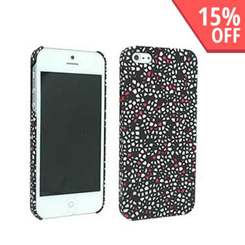 Odoyo Mosaic Series Morion Hard Case w/ Screen Protector for Apple iPhone 5/5S