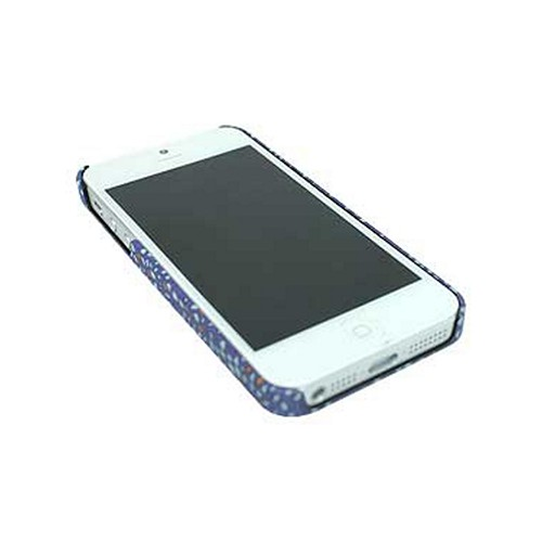Apple iPhone SE / 5 / 5S  Case, Odoyo [Sapphire] Mosaic Series Hard Case w/ Screen Protector for