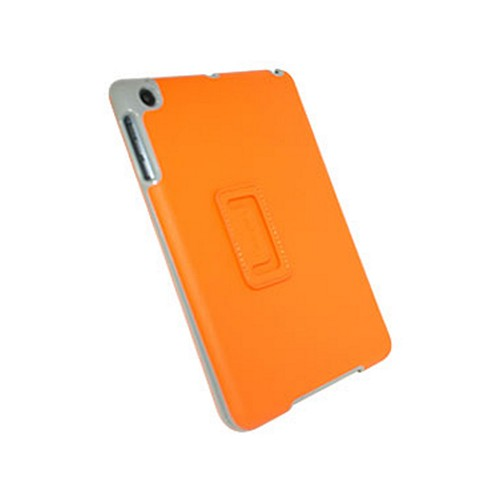 Odoyo Aircoat Folio Series Orange Hard Case Stand for Apple iPad Mini