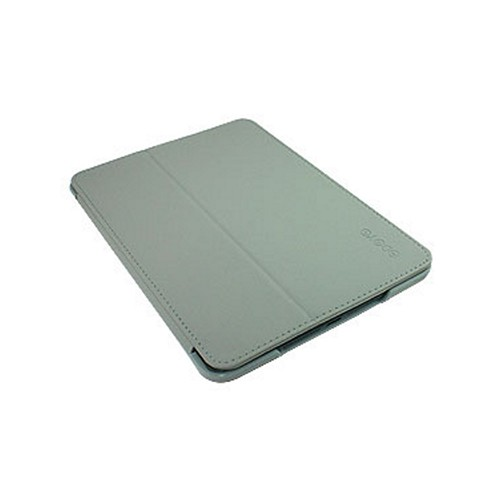 Odoyo Aircoat Folio Series Grey Hard Case Stand for Apple iPad Mini