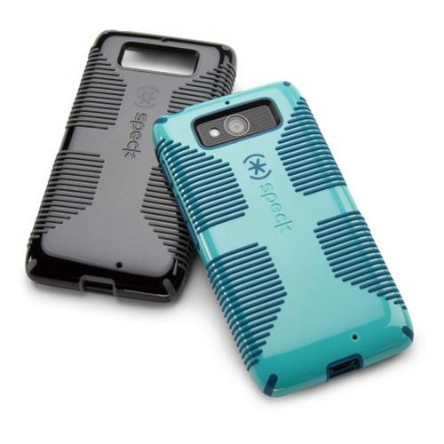 Speck Pool Blue/Deep Sea Blue CandyShell Grip Series Hybrid Hard Case for Motorola Droid Mini - SPK-A2167