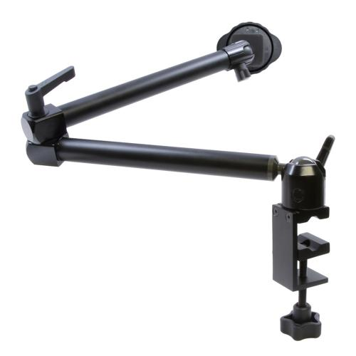 "Trident Arkon Black 22"" Heavy Duty C-Clamp Mount for Kraken A.M.S. Tablet Cases - ARK-HD-LCLMP-TB"