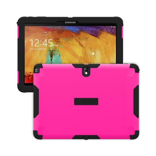 Galaxy Note (10.1) Dual Layer Case by Trident [Pink] Aegis Series Featuring Hardened Polycarbonate Over Silicone Skin Hybrid Case W/ Screen Protector
