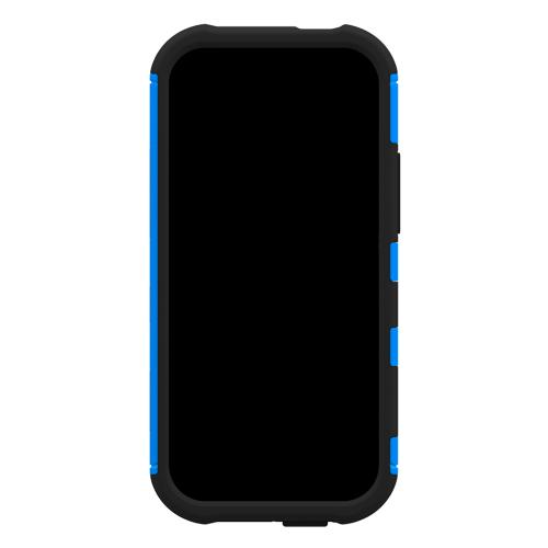 HTC One (m8) Dual Layer Case by Trident [Blue] Aegis Series Featuring Hardened Polycarbonate Over Silicone Skin Hybrid Case W/ Screen Protector