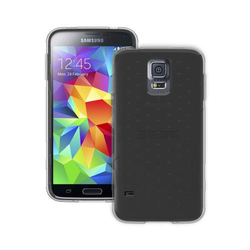 Trident Perseus Galaxy S5 Case | [Clear] Perseus Series Ultra Slim & Flexible Crystal Silicone TPU Skin Cover Case w/ Screen Protector for Samsung Galaxy S5 | Super Slim & Impact-Resistant!