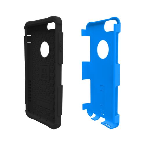 iPhone 6 Dual Layer Case by Trident [Blue] Aegis Series Featuring Hardened Polycarbonate Over Silicone Skin Hybrid Case W/ Screen Protector