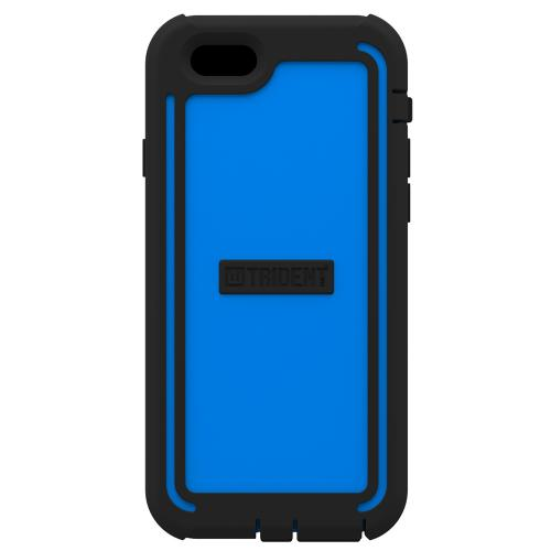iPhone 6 Hybrid Case by Trident | [Blue] Cyclops Rugged Fused Polycarbonate & Thermo Poly Elastomer Hybrid Case W/ Built-in Screen Protector