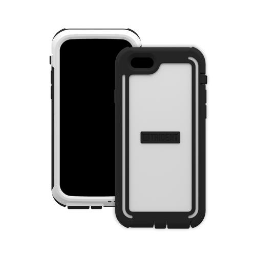 iPhone 6 Hybrid Case by Trident | [White] Cyclops Featuring Fused Polycarbonate & Thermo Poly Elastomer Hybrid Case w/ Built-in Screen Protector